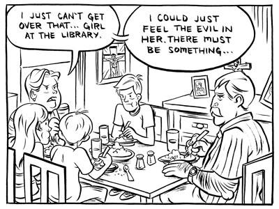 burns-dinner-table